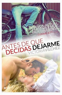 Serie Antes de... Victoria Vílchez