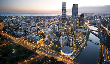Melbourne ranks as the most Liveable City