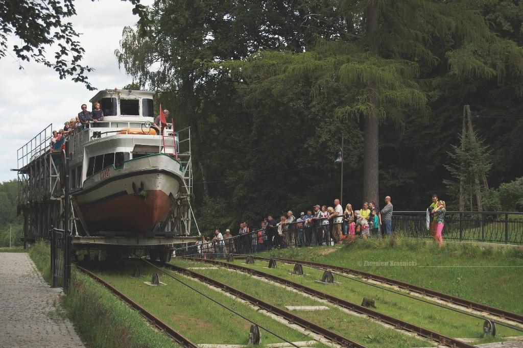 Pochylnie Kanału Elbląskiego | Buczyniec /2/ oraz weekend w Drulitach