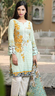 RajBari Premium Festive Lawn Collection for Eid-ul-Fitr 2016