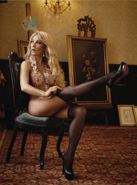 Olivia Collins / Playboy
