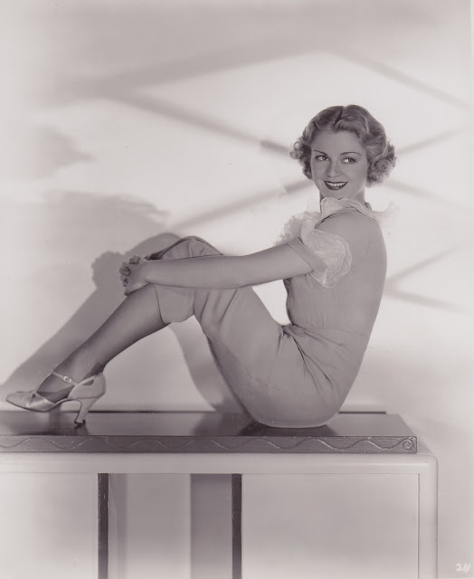 Slice of Cheesecake: Claire Trevor, pictorial