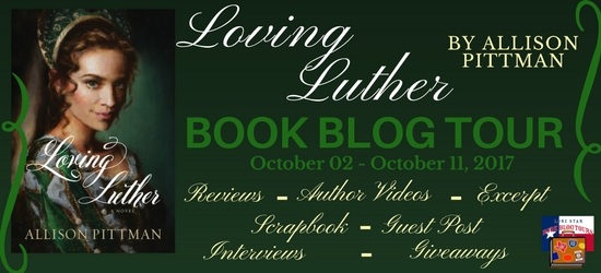 Loving Luther Book Blog Tour, Excerpt, and Giveaway #LoneStarLit