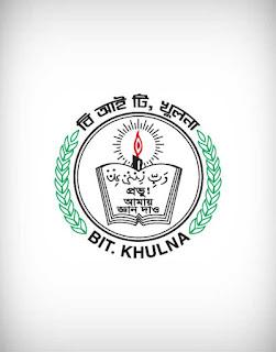 bit khulna vector logo, bit, khulna, vector, logo