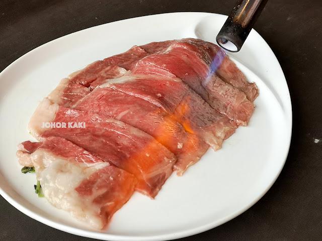 Kofuku-Tei 幸福窝 Steamboat Wagyu Beef