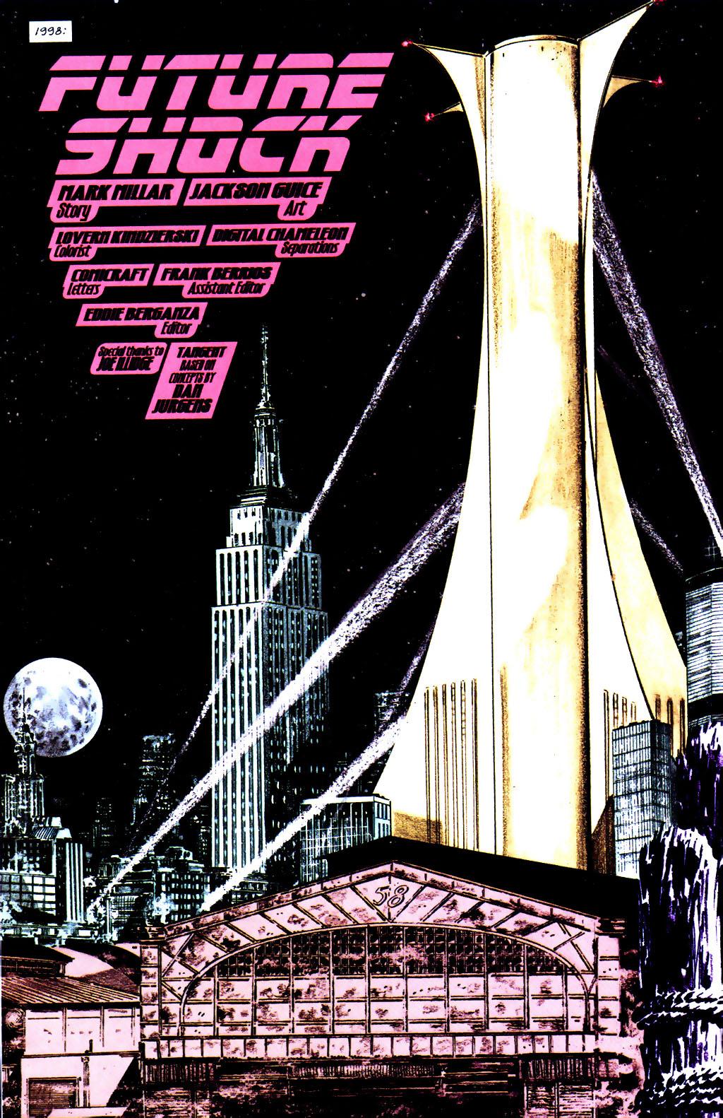 Read online Tangent Comics/ The Superman comic -  Issue # Full - 4