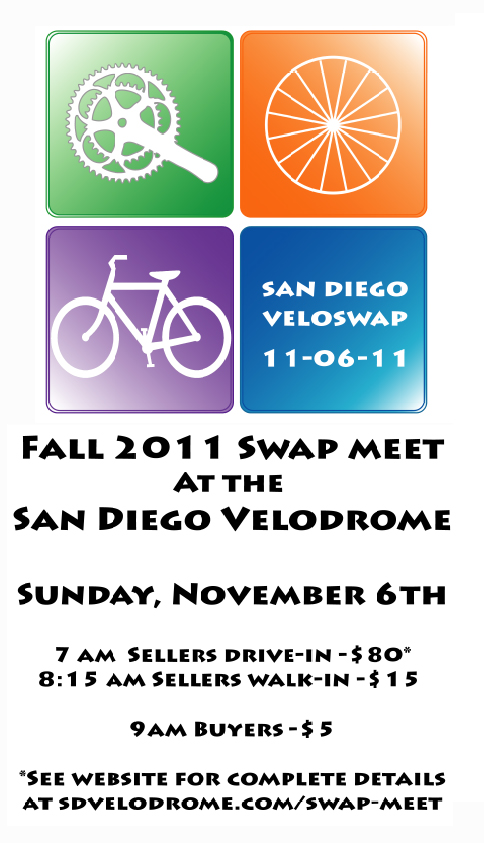swap meet and rules