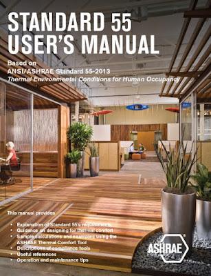 ASHRAE 55-2013 USER MANUAL