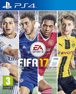 FIFA 17 Inc FUT Pre order bonus | PS4 Special Price £42.85 released on Sept 29, 2016