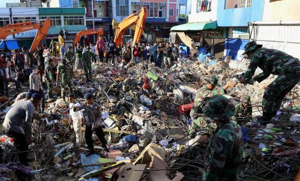 Kisah Sedih Gempa Pidie Jaya, 07 Desember 2016 - Ketika Ajal Tidak Mempersatukan Kita