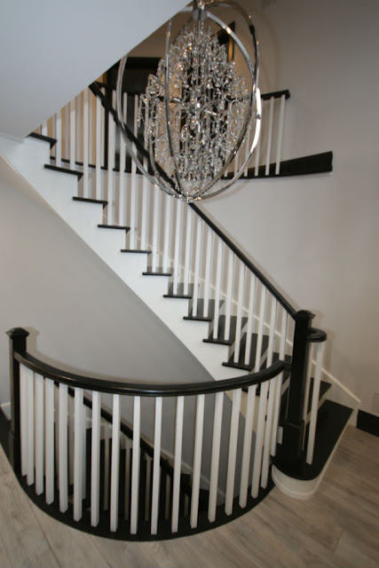 Oakville Staircase Renovation