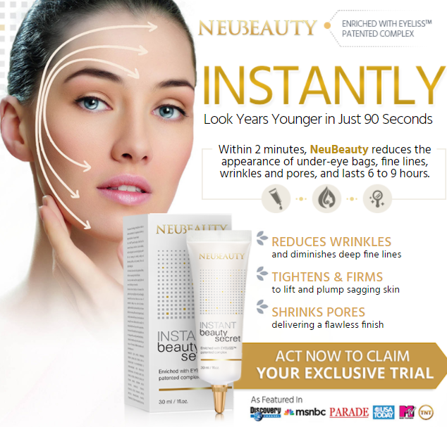 Neubeauty - Instant Beauty Secret