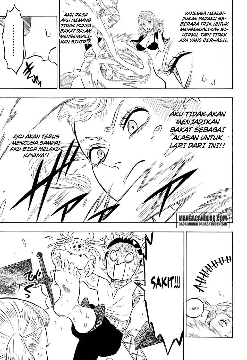 Baca Manga Black Clover Chapter 57 Bahasa Indonesia