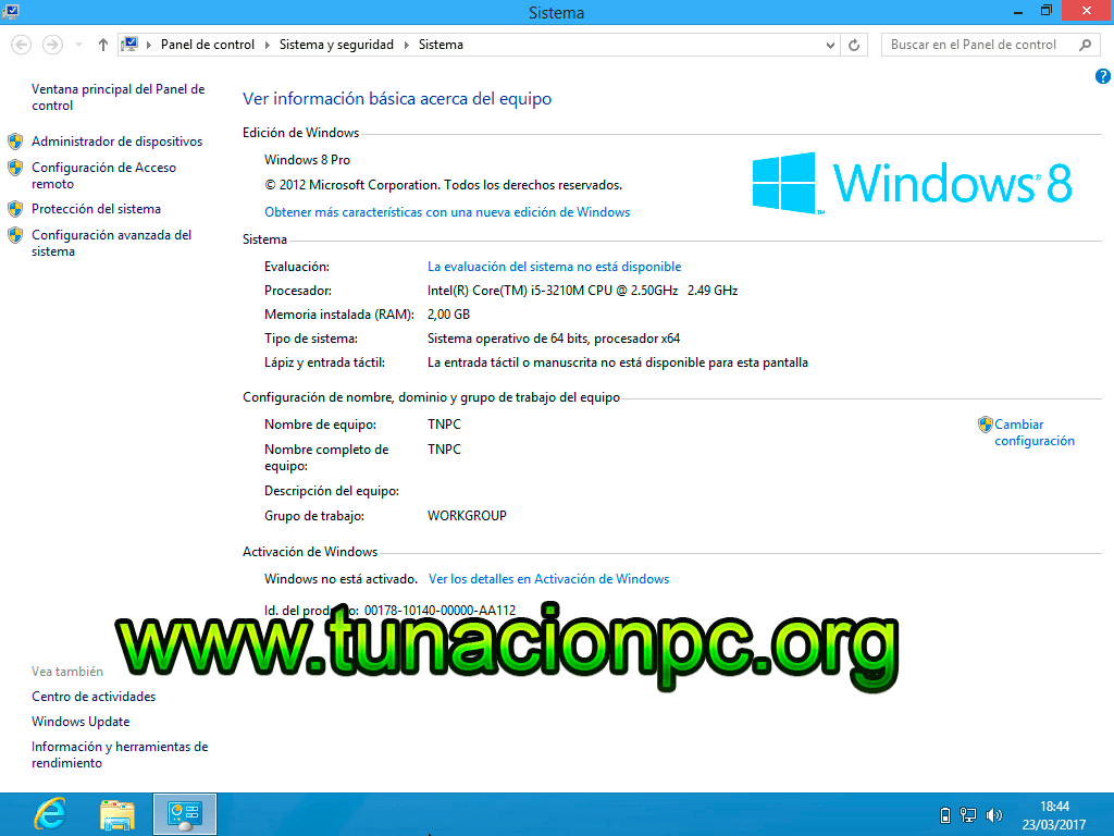 Windows 8 AIO Español
