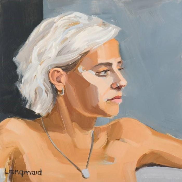 Американский художник. Kate Longmaid 11