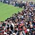 المنظمة الدولية للهجرة : وصول أزيد من مائة ألف لاجئ إلى أوروبا منذ بداية 2017