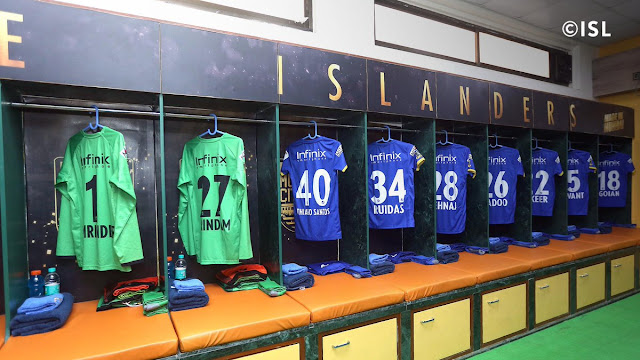 Mumbai City FC Jersey