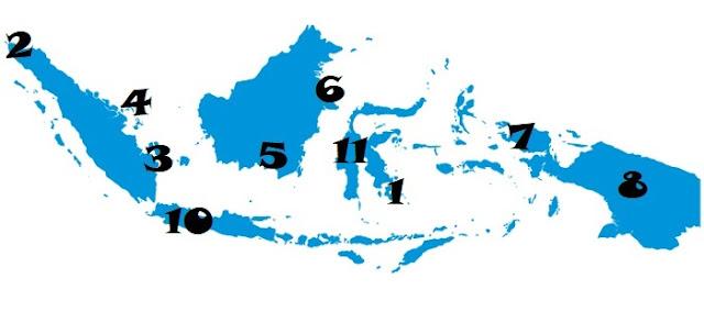 Tips Jawab Soal UN Geografi Sebaran Sumber Daya Alam