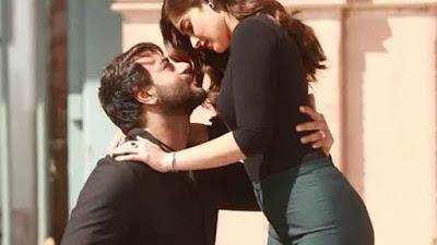 अजय देवगन और इलियाना डिक्रूज़ फिल्म बादशाहो