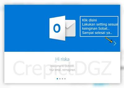 Cara Terbaru Membuat Akun Email di Hotmail Gratis