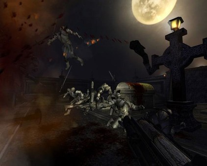Painkiller Black Edition PC Full Version Screenshot 1