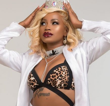 Download Audio | Sheebah ft Fik Fameica - Tevunya