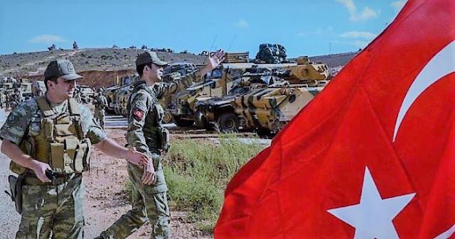 Ο Ερντογάν στον «βούρκο» της Συρίας