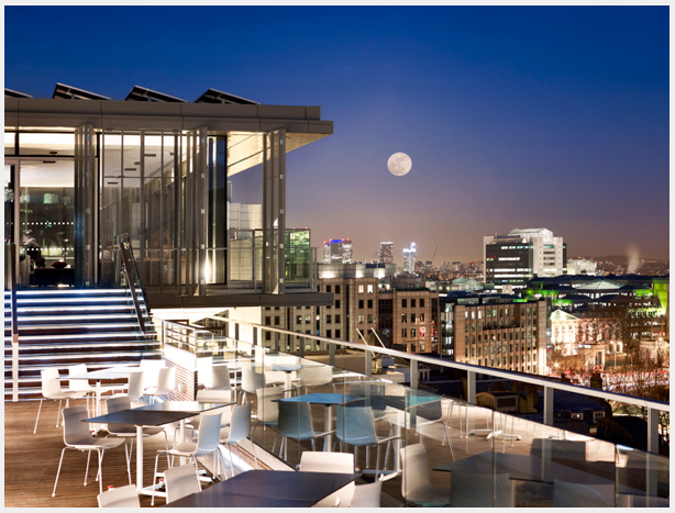 Things we like...: Up on the Roof. Our favourite London ...