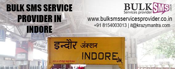 Bulk sms service provider in indore