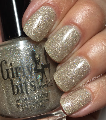 Girly BIts A Little Madness Collection; White Rabbit