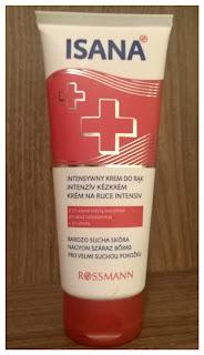 Rossmann, Isana, Handcreme Intensiv (Intensywny krem do rąk z mocznikiem 5%)
