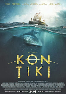 Blog Safari Club, película online, Kon-Tiki (2012)