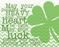st Patrick day wishes
