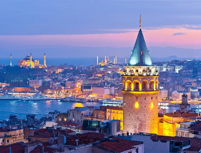 Pontos turísticos mais baratos em Istambul, na Turquia