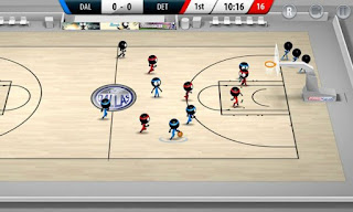 Stickman Basketball 2017 Mod Apk Free Download For Android Unlocked