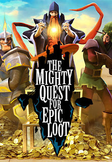 Game the mighty quest for epic loot Apk terbaru Android