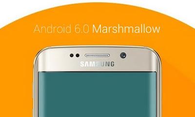 Android 6.0 Marshmallow Samsung