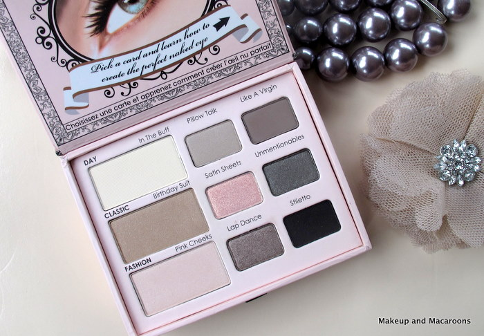 Too Faced Naked Eye Palette Review Photos Amp Swatches