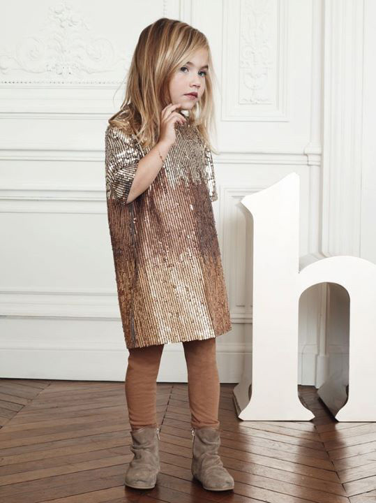 Chloe Children Wear Fall Winter 2011 Collection