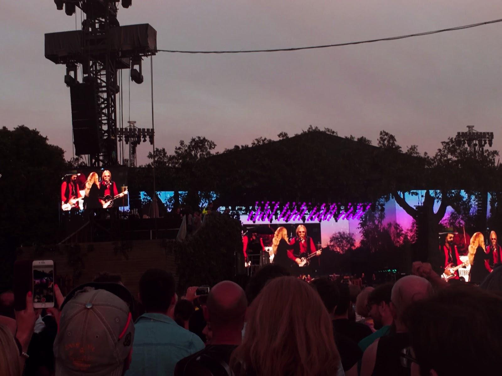 BST Hyde Park 2017, Tom Petty, Stevie Nicks