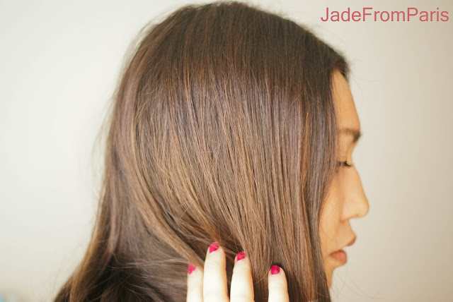tutoriel coloration cheveux