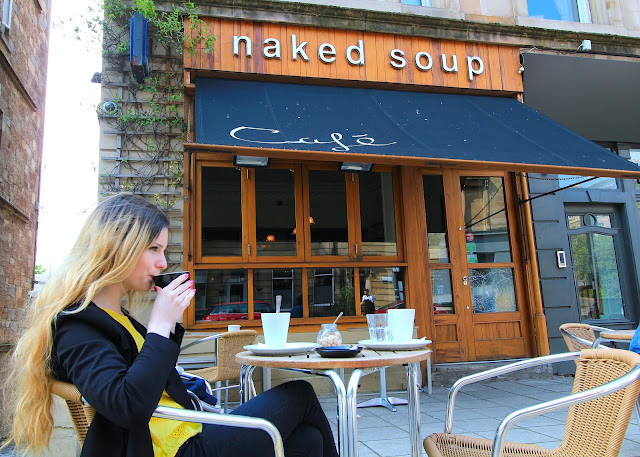Naked Soup Glasgow Review