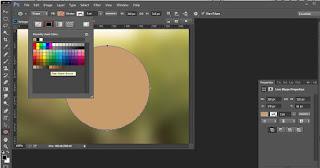 Tutorial Manipulasi Photoshop Desain Logo