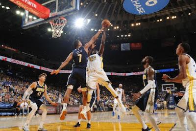 NBA preseason - Golden State Warriors