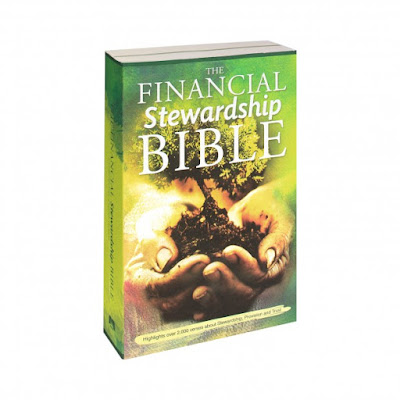 Father's Day Gift - Financial Steward Bible