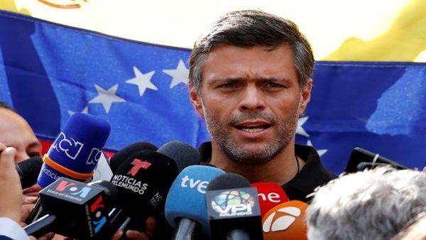 Leopoldo López se compara con coalición de la II Guerra Mundial