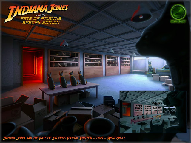 Indiana Jones and the Fate of Atlantis SE Demo 2.0 released! 2