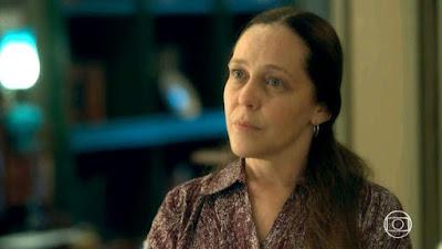 Judith em cena da novela das 21h da Globo, O Sétimo Guardião (Foto: Reprodução)