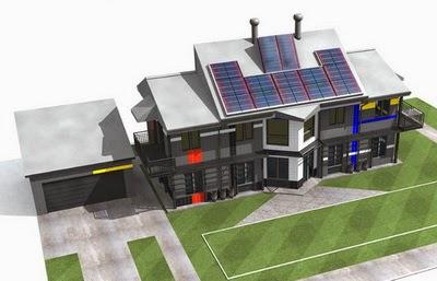 hybride house