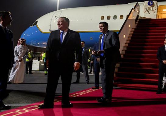 وزير الخارجية الأمريكي يقطع زيارته للشرق الأوسط بشكل مفاجئ